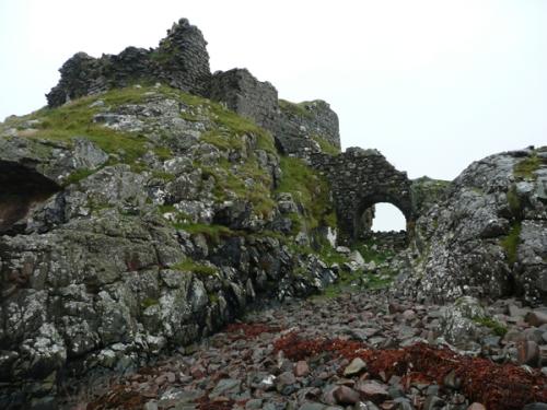 Dun Scaith, Skye
