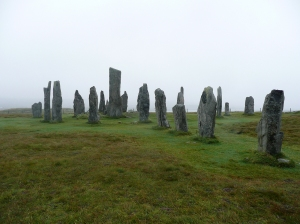 The Stones at Calanais