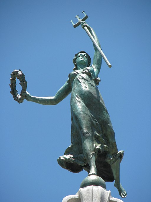 Goddess of Victory, Union Square